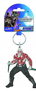 Guardians of the Galaxy Key Chain - Drax Soft Touch