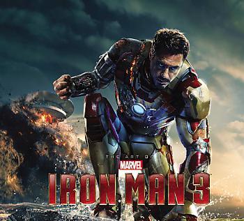 Art Book: Iron Man 3: The Art of the Movie Slipcase (HC)