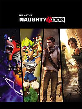 Art Book: Naughty Dog (Jak and Daxter, Uncharted, The Last of Us)