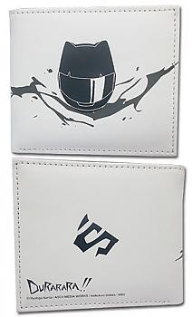 Durarara!! Bifold Wallet - Celty Shadow Helmet