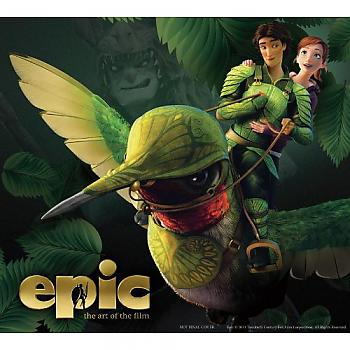 Epic Art Book - Art of Epic Movie