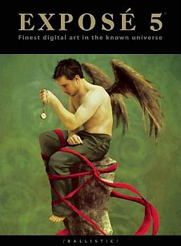 Expose 5 Art Book - The Finest Digital Art in the Known Universe