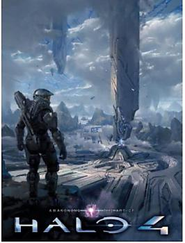 Halo Art Book - Awakening: The Art of Halo 4