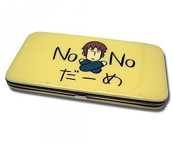 Haruhi-Chan Hinge Wallet - No No Dame
