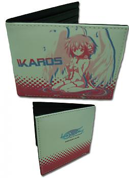 Heaven's Lost Property Bifold Wallet - Ikaros