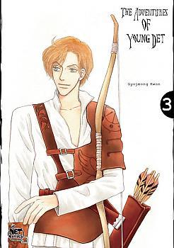 Adventures of Young Det Manga Vol. 3