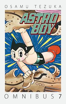 Astro Boy Omnibus Manga Vol. 7