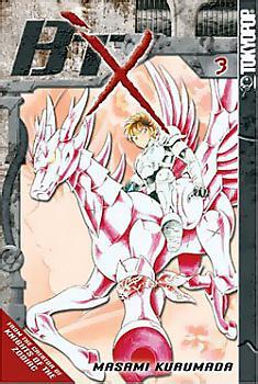 B'tX Manga Vol. 3