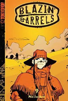 Blazin' Barrels Manga Vol. 9