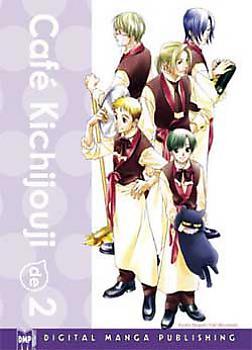 Cafe Kichijouji de Manga Vol. 2