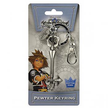 Kingdom Hearts Key Chain - Keyblade Sleeping Lion