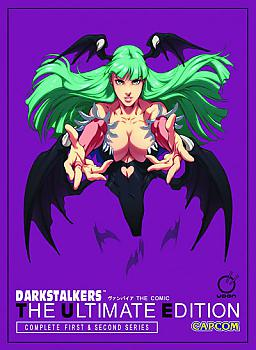 Darkstalkers Manga: Ultimate Edition