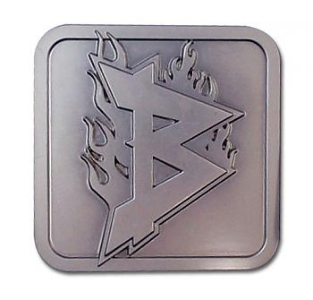 Accel World Belt Buckle - Brain Trust Icon