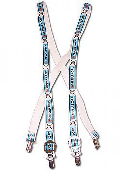 Dragon Ball Z Suspenders - Capsule Corp