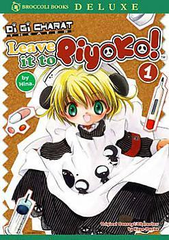 Di Gi Charat Theater Leave it to Piyoko! Manga Vol. 1