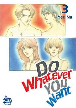 Do Whatever You Want Manga Vol. 3