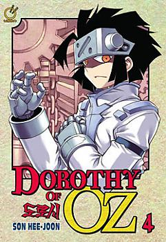 Dorothy of Oz Manga Vol. 4