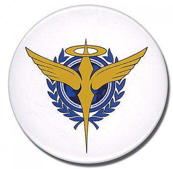 Gundam 00 Button - Celestrial Being