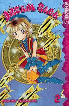 Dream Saga Manga Vol. 2