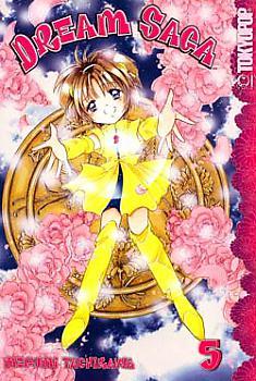 Dream Saga Manga Vol. 5