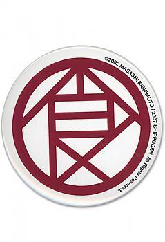 Naruto Shippuden Button - Chouji Crest
