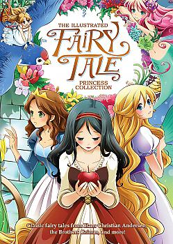 Fairytale Princess Manga: Illustrated Collection