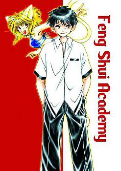 Feng Shui Academy Manga