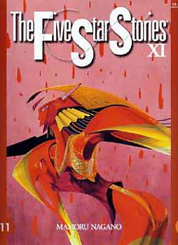 The Five Star Stories Manga Vol. 11 (Large Size)