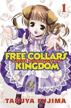 Free Collars Kingdom Manga Vol. 1