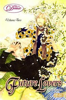 Future Lovers Manga Vol. 2