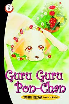 Guru Guru Pon-Chan Manga Vol. 8