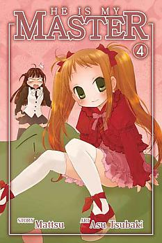 He Is My Master Manga Vol. 4