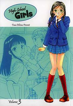 High School Girls Manga Vol. 3