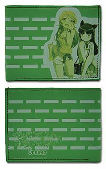 Oreimo Bifold Wallet - Kirino and Kuroneko