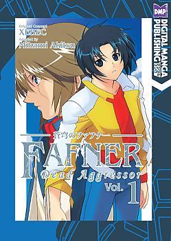 Fafner Manga Vol. 1: Dead Aggressor