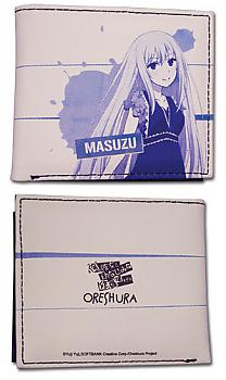 Oreshura Bifold Wallet - Masuza