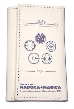 Puella Magi Madoka Magica Key Holder Wallet - Icons