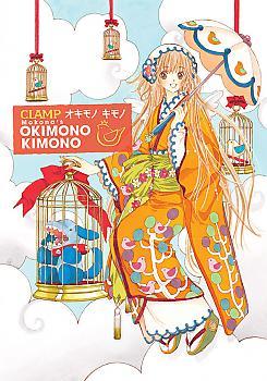 Okimono Kimono Manga