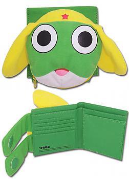 Sgt. Frog Plush Wallet - Keroro