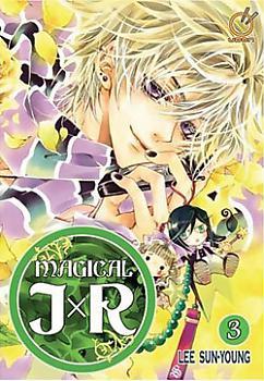 Magical JXR Manga Vol. 3