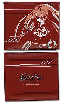 Shana Bifold Wallet - Shana Final Red