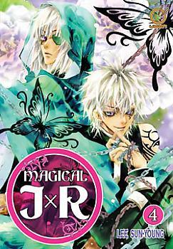 Magical JXR Manga Vol. 4