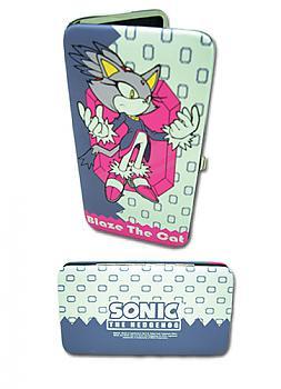 Sonic the Hedgehog Hinge Wallet - Blaze