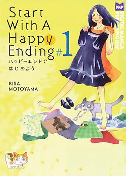 Start With A Happy Ending Manga Vol. 1