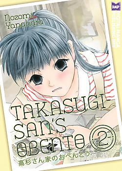 Takasugi-San's Obento Manga Vol. 2