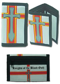 Sword Art Online Trifold Wallet - Knight of Blood