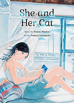 She and Her Cat Manga