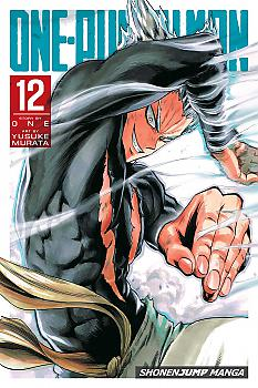 One-Punch Man Manga Vol.  12