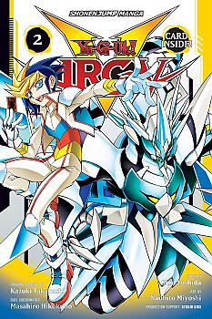 Yu-Gi-Oh! Arc-V Manga Vol.  2 w/ TCG Card