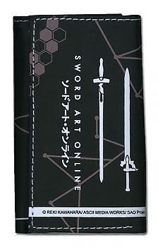 Sword Art Online Key Holder Wallet - Swords